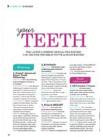 cosmetic and general dentistry publications