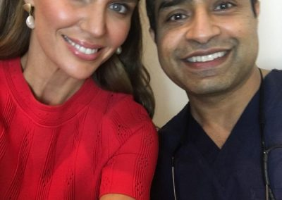 Jodi Anasta with Dr Kumar orthodontics sydney